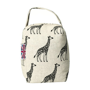 Door Stop in Giraffe Print