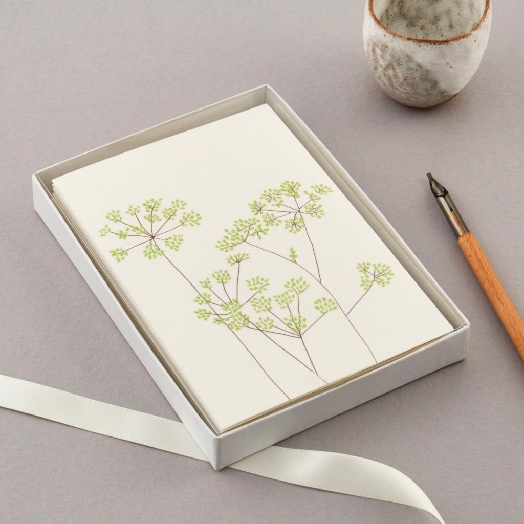 Somerset garden luxury boxed card set