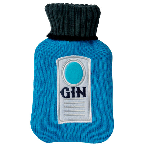 Gin Hot Water Bottle