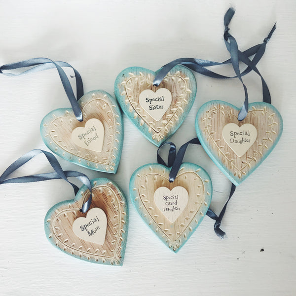 Decorative Wooden Heart