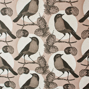 Robin Print Single Sheet Wrapping Paper
