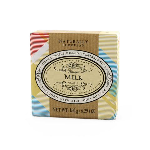Naturally European Milk Soap Bar