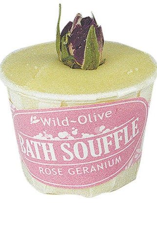 Rose Geranium bath melt