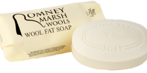 Natural Lanolin Wool Fat Bath Soap - 150g