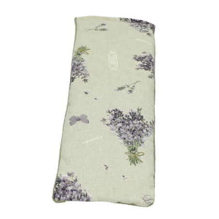 Cotton Wheat Bag in French Lavender