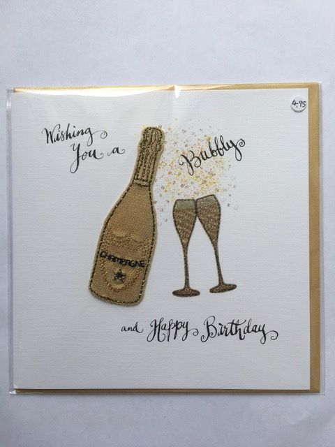 Wishing you a Bubbly and Happy Birthday
