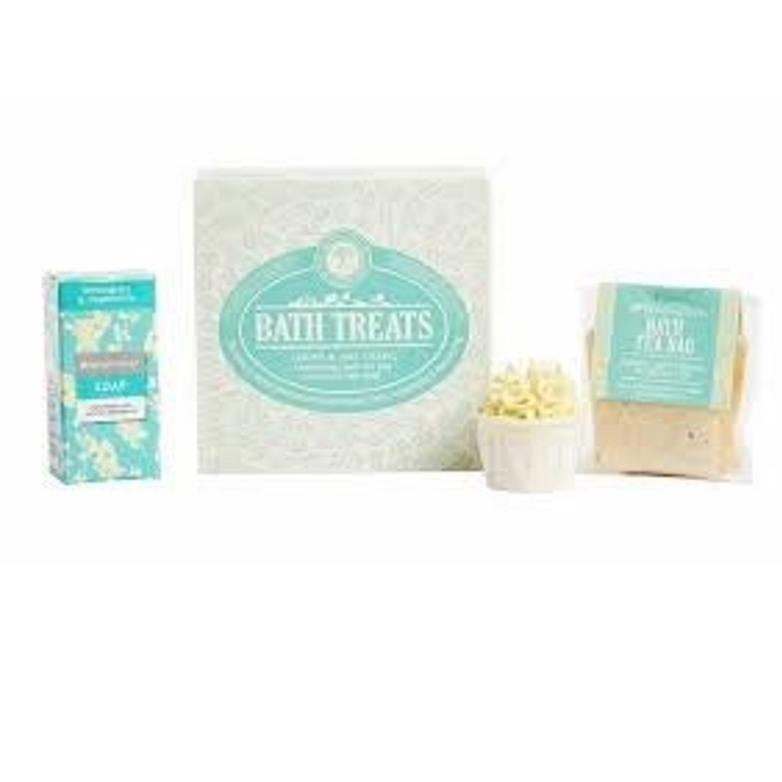 Bath Treats- Lemon & May Chang