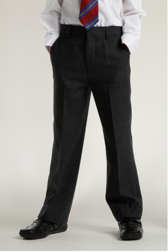 Junior boys slim fit trouser