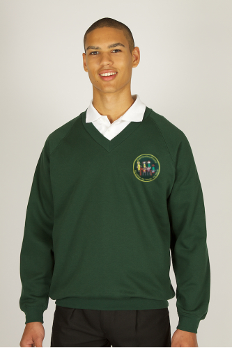 East Hunsbury V-neck Sweatshirt