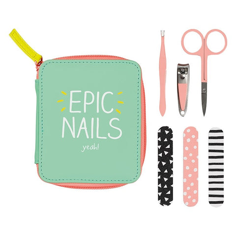 Happy Jackson EPIC NAILS! Manicure Set