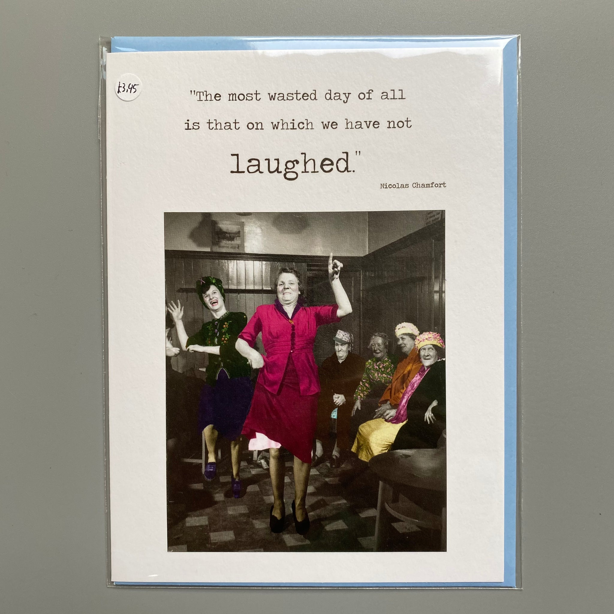 Laughter Card
