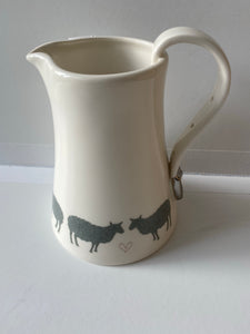 Large handmade and UK designed sheep jug