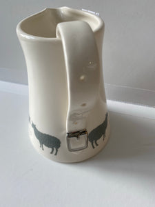 Medium sheep jug UK designed and made