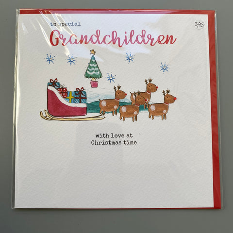 Grandchildren Card