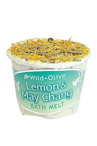 Lemon and Maychang Bath Melt