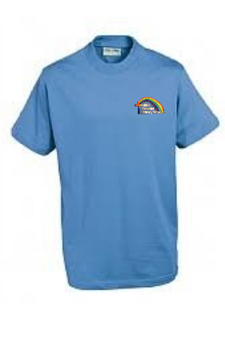 Milton Blue PE T-Shirt