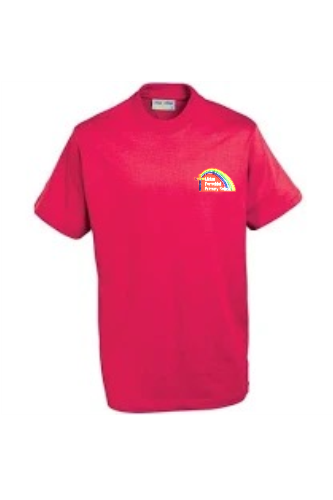 Milton Red PE T-Shirt