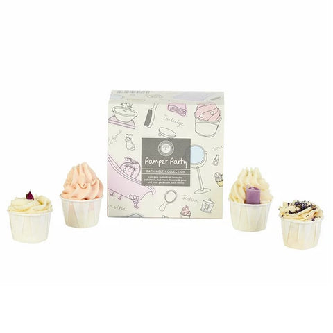 Pamper party bath melt Collection