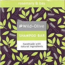 Rosemary and Bay shampoo bar