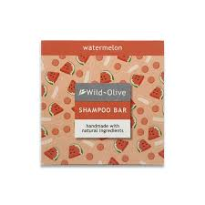 Watermelon Shampoo Bar