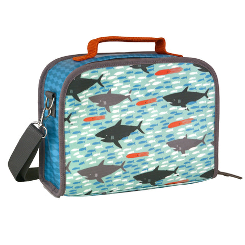 Sharks Eco Friendly Insulated Lunch Box Bag