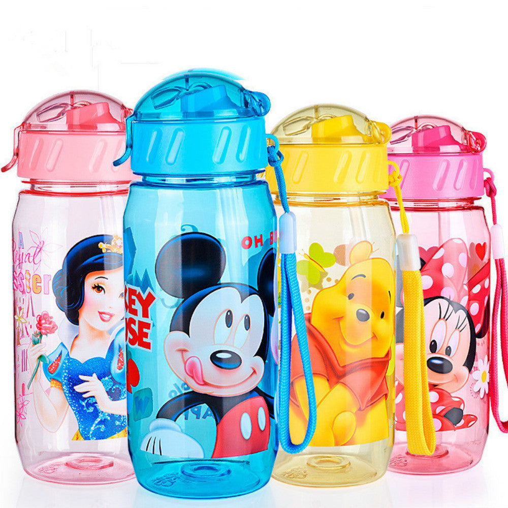 102d1f90266 Eco-friendly Kids Cartoon Water Bottles BPA Free – Shopivated