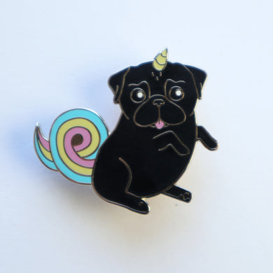 SALE - Unipug Pin Black