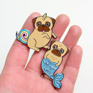 Pin Set - Unipug + Merpug
