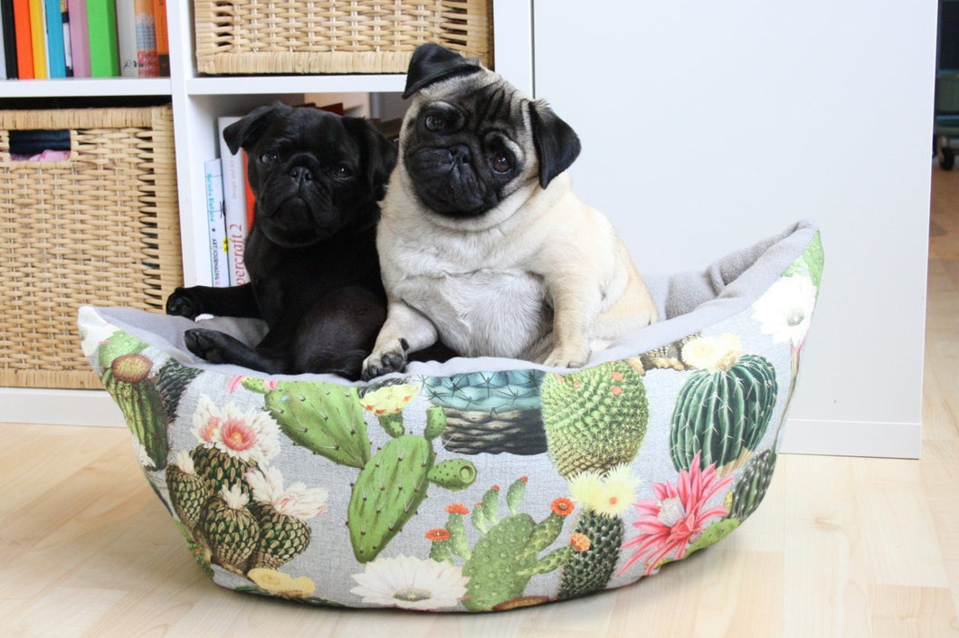 Cactus Fabric - Boat Bed