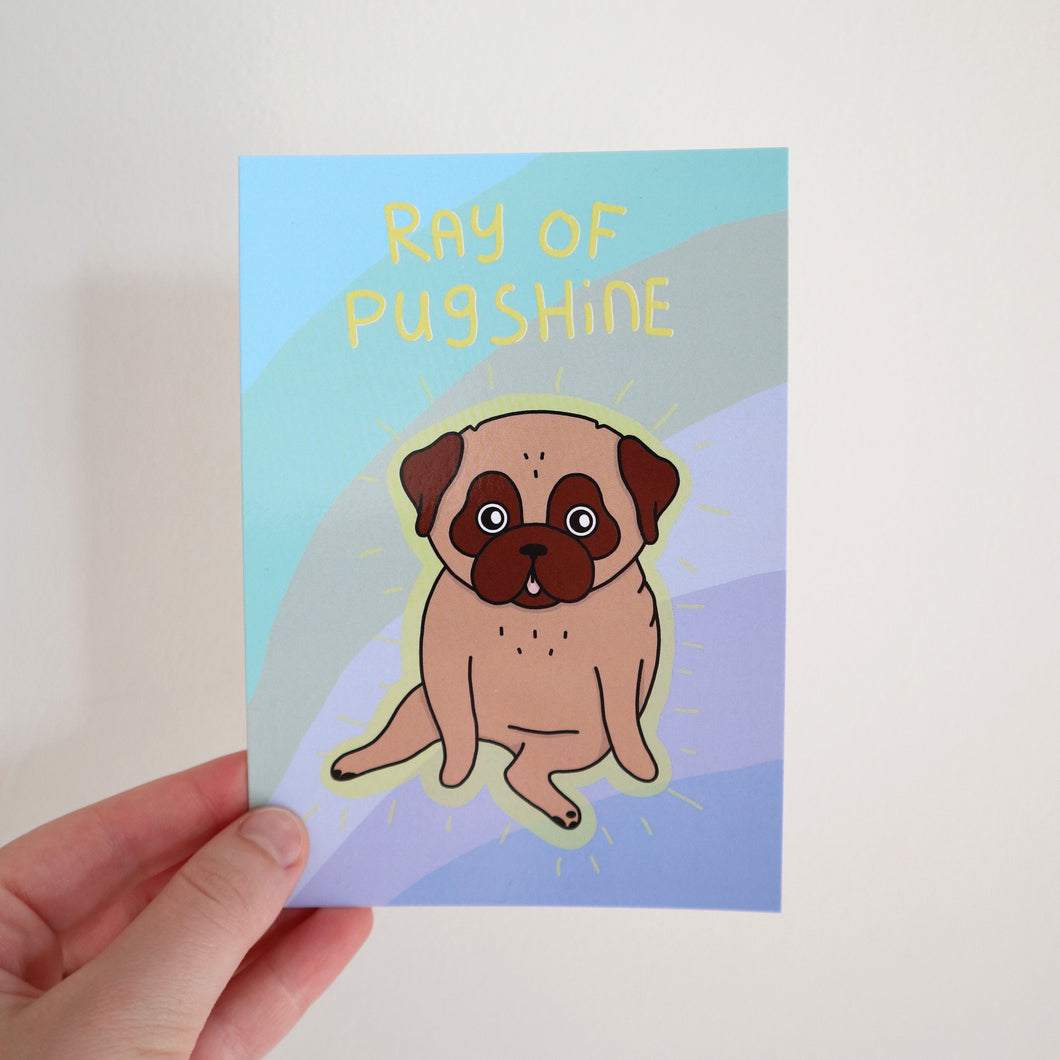 Ray of Pugshine - A6