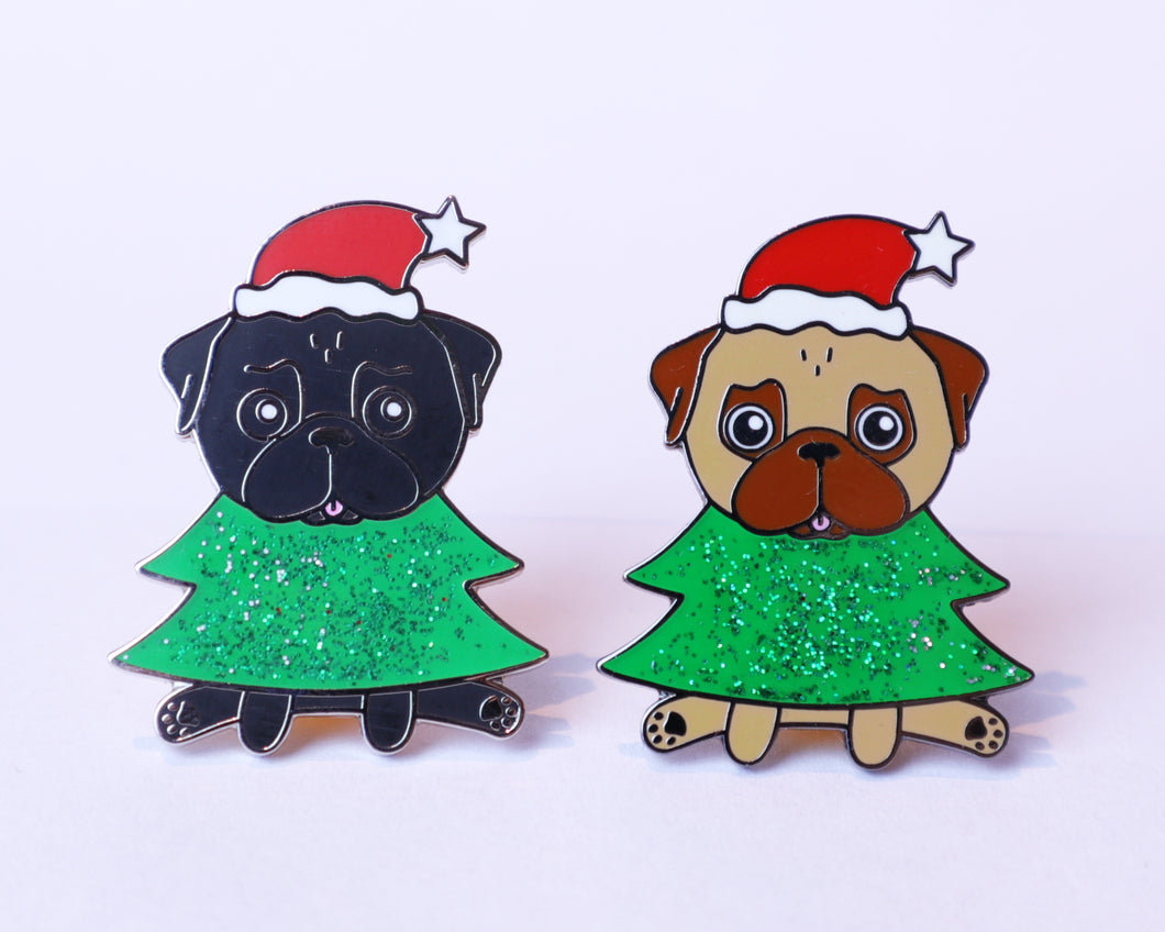 Pin Set Christmas