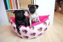 Heart Pugs, Special Edition - Boat Bed