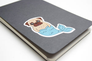 Merpug Sticker Fawn
