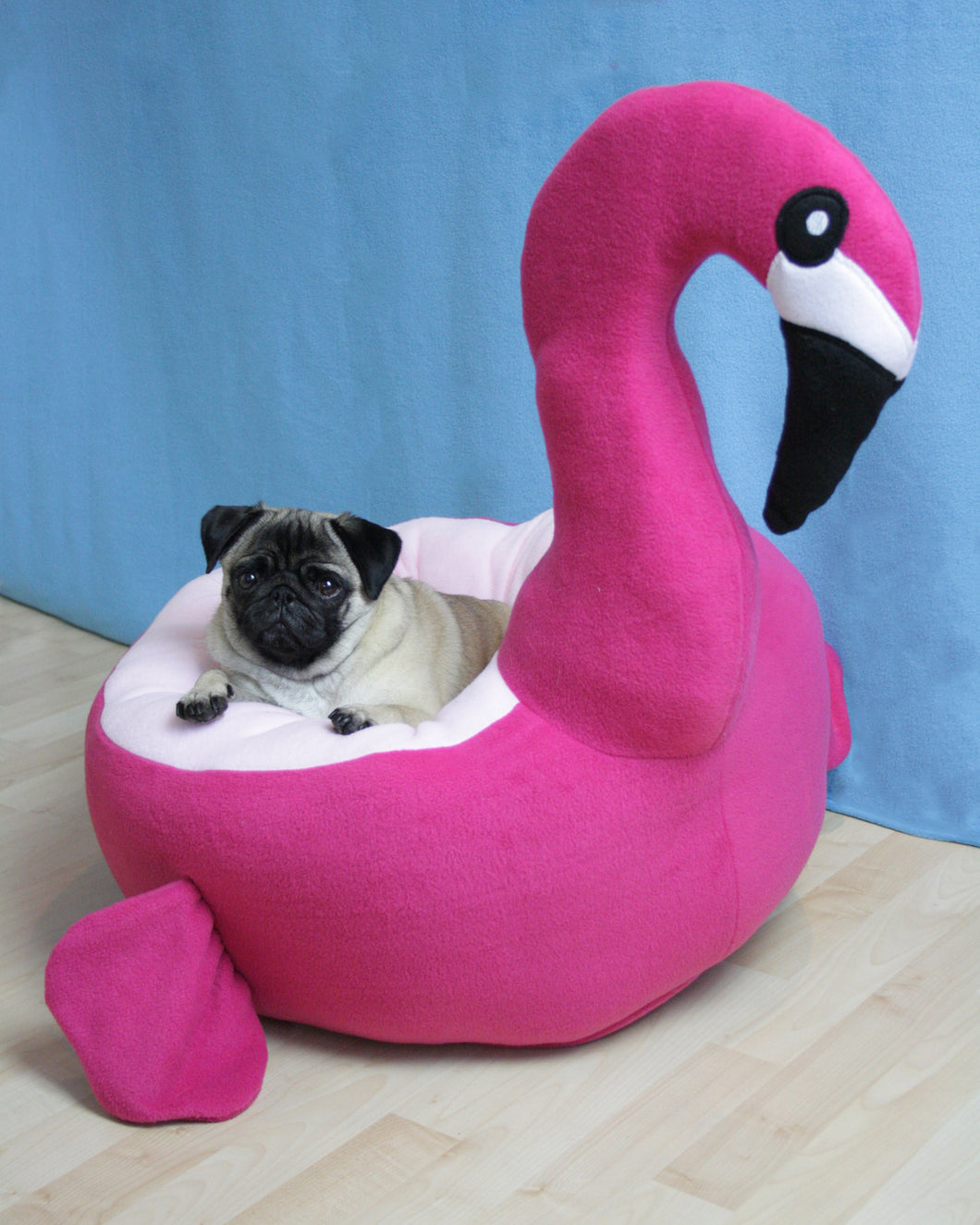 Medium Flamingo Pet Bed