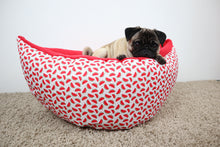 Melon Fabric - Boat Bed