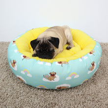 Unipug Fawn, Special Edition Fabric - Round Bed