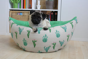 Cacti Fabric - Boat Bed