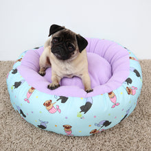 Merpug, Special Edition Fabric - Round Bed