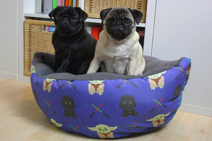 Black Star Pug, Special Edition - Boat Bed