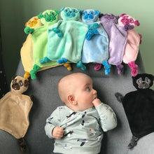 *Pre Order* Handmade Baby Comforter - All colors