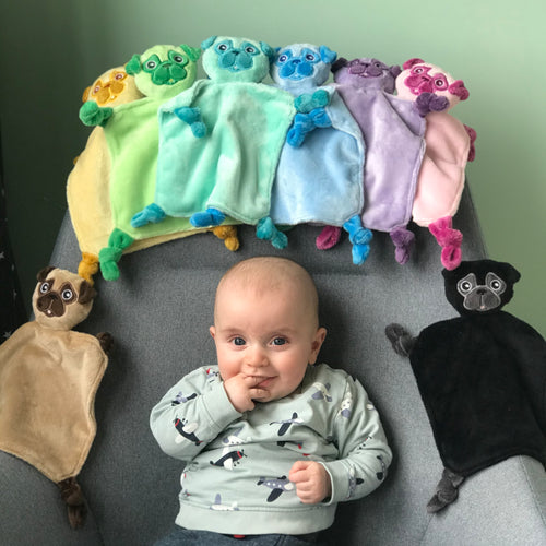 Handmade Baby Comforter - All colors