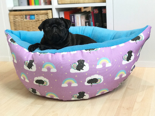 Black Unipug, Special Edition - Boat Bed