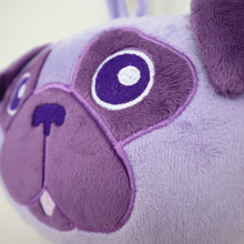 Pug Music Mobile Purple