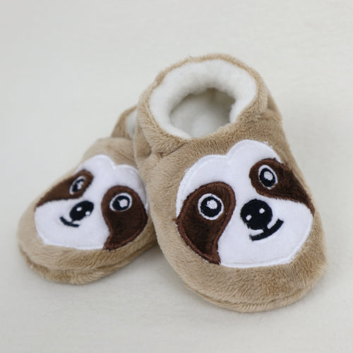 Baby Sloth Slippers Handmade