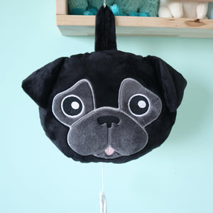 Pug Music Mobile Black