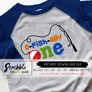 o-fish-ally ONE svg dxf pdf cricut silhouette vinyl cut file iron on shirt 1st birthday shirt party fish fishing swimming cute trendy popular svg file clipart craft sublimation Digital Download instant iron on transfer shirt clipart vector 1 first 1st one swim party bday free commercial use pinterest poular