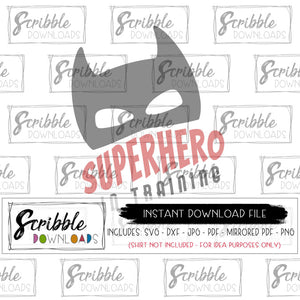 superhero svg super hero in training bday comic birthday svg kids boy girl cancer cut file cricut silhouette popular diy iron on shirt fast vinyl cut file printable iron on transfer shirt craft DIY shirt boy kids free commercial use