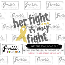 cancer fighter warrior svg dxf cricut silhouette cut file