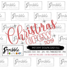 Christmas Crew digital download matching family Christmas Xmas DIY shirts. Vinyl cut file SVG DXF PDF PNG JPG Mirrored PDF vector clipart artwork silhouette cricut HTV vinyl cut file. DIY craft make your own matching family shirts. Cousins cousin crew tribe family grandma nana grandkids siblings family mom dad kids match coordinating free commercial use red stars best seller pinterest trendy cute popular unisex easy fast safe secure