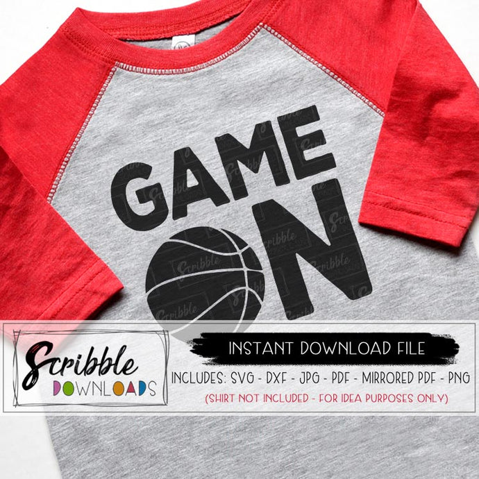 basketball team SVG vinyl cut file digital download bball sports SVG DXF PDF PNG JPG mirrored PDF printable iron on transfer shirt DIY craft game on basketball hoops cute popular best seller free commercial use cheer teen boy girl sports teams coach safe secure easy fast instant last minute gift